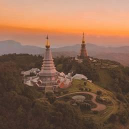 Chaing Mai ist eine Stadt im Norden Thailands und überzeugt durch Lokale Küche